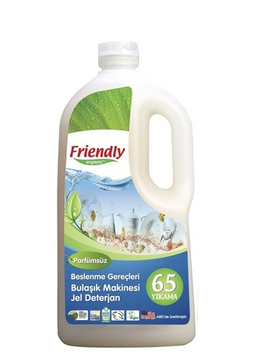 Deterjan-Friendly Organic